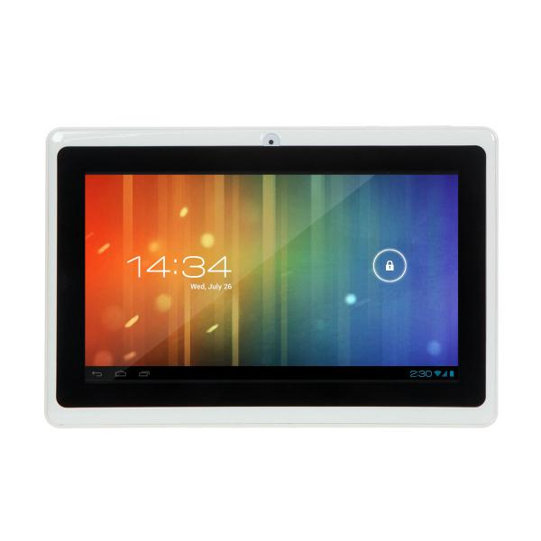 Visit Onix 17.8cm (7in) Touch Screen 16GB Android Tablet Refurbished - White