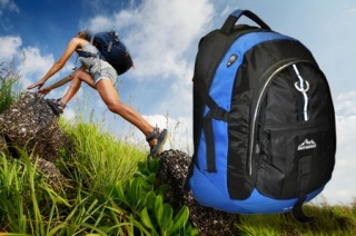 Visit Outdoors: Rocky Mountain Rucksack, Delivered