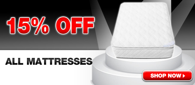 OO.com.au coupons: 15% off all mattresses