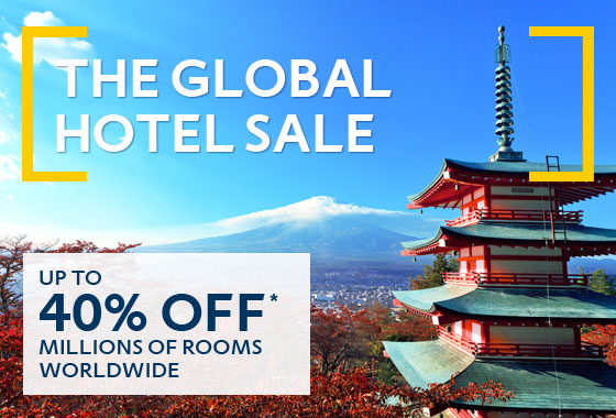 Expedia coupons: Popular Hotel Deals