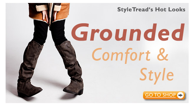 Styletread coupons: Comfortable Flat Boots