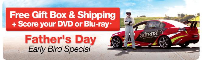 Adrenalin coupons: Free Gift Box & Shipping