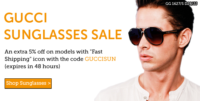 Vision Direct coupons: Sale on Gucci