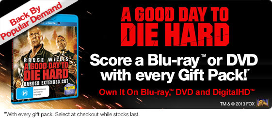 Adrenalin coupons: 8 Instant Deals & FREE Blu-ray™ or DVD