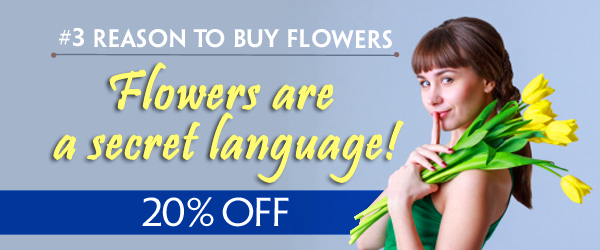 Ready Flowers coupons: 20% Off All Flowers