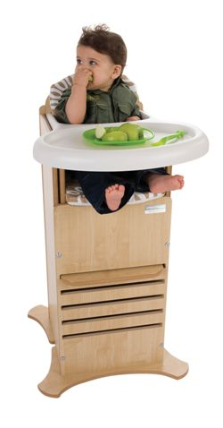 Visit FunPod with Highchair