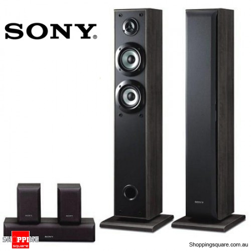 Sony 5CH Surround Sound Home Theatre Speakers - Shopping ...