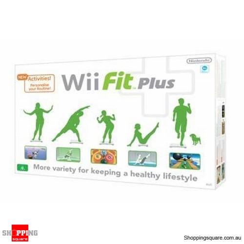 Visit Nintendo Wii Fit Plus Bundle